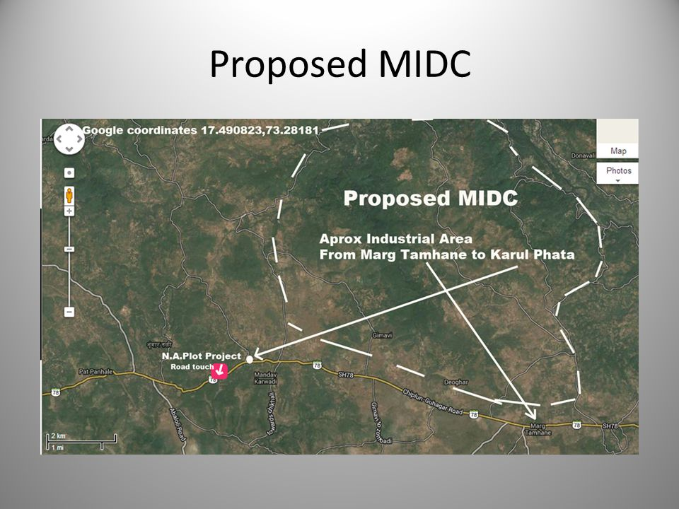 Proposed MIDC