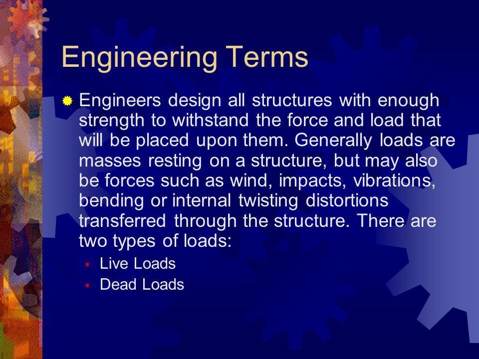 Engineering Terms
