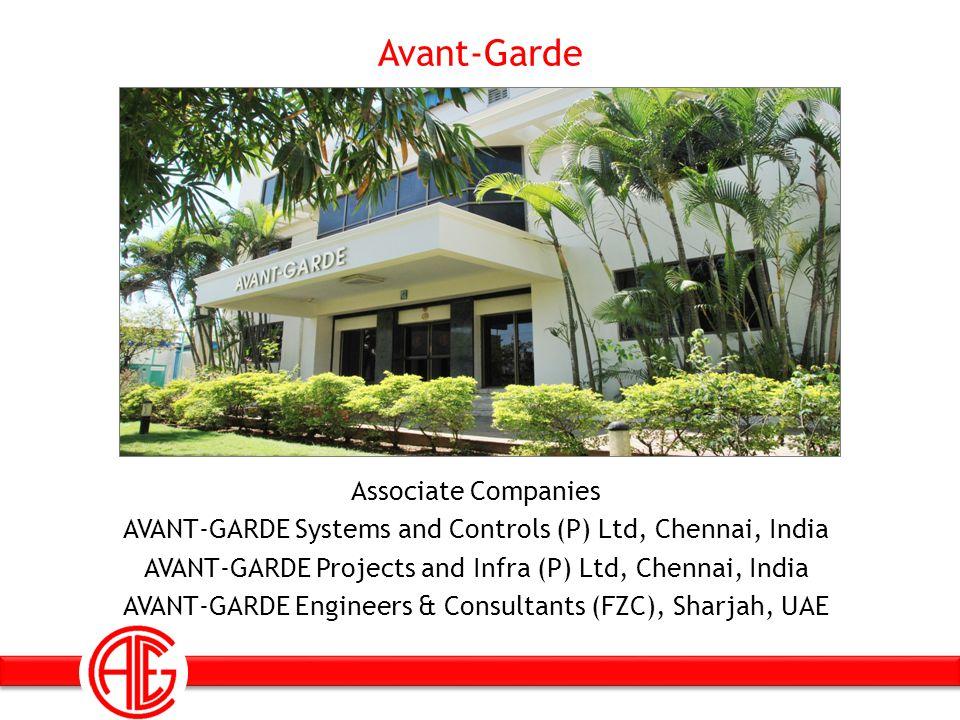 Avant-Garde Associate Companies