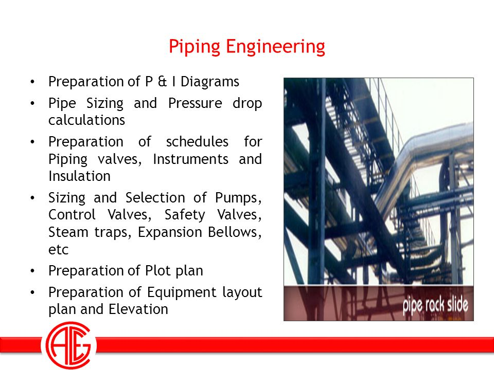 piping layout guide pictures avant-garde engineers and consultants (p) ltd - ppt video ...