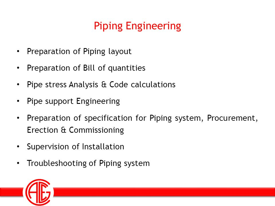 Piping Engineering Preparation of Piping layout