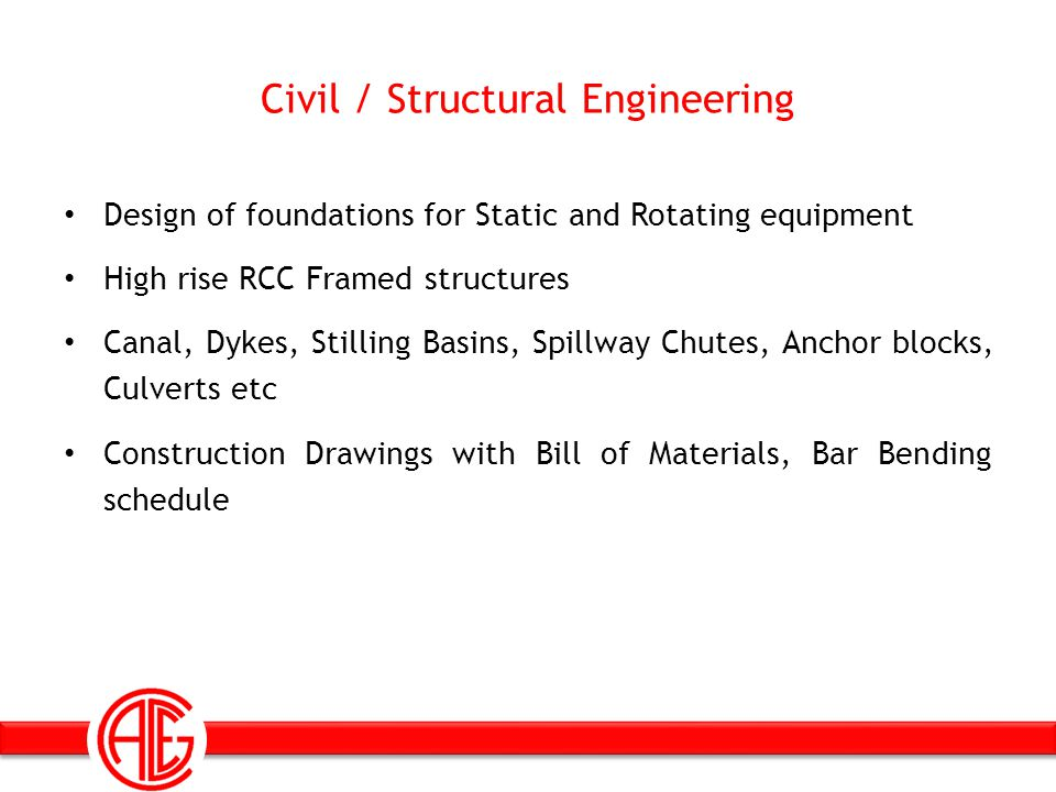 Civil / Structural Engineering