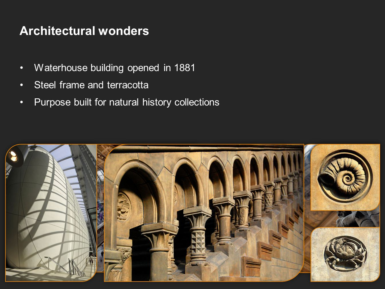 Architectural wonders