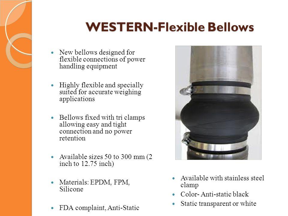WESTERN-Flexible Bellows