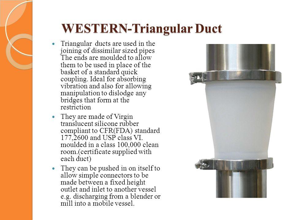 WESTERN-Triangular Duct