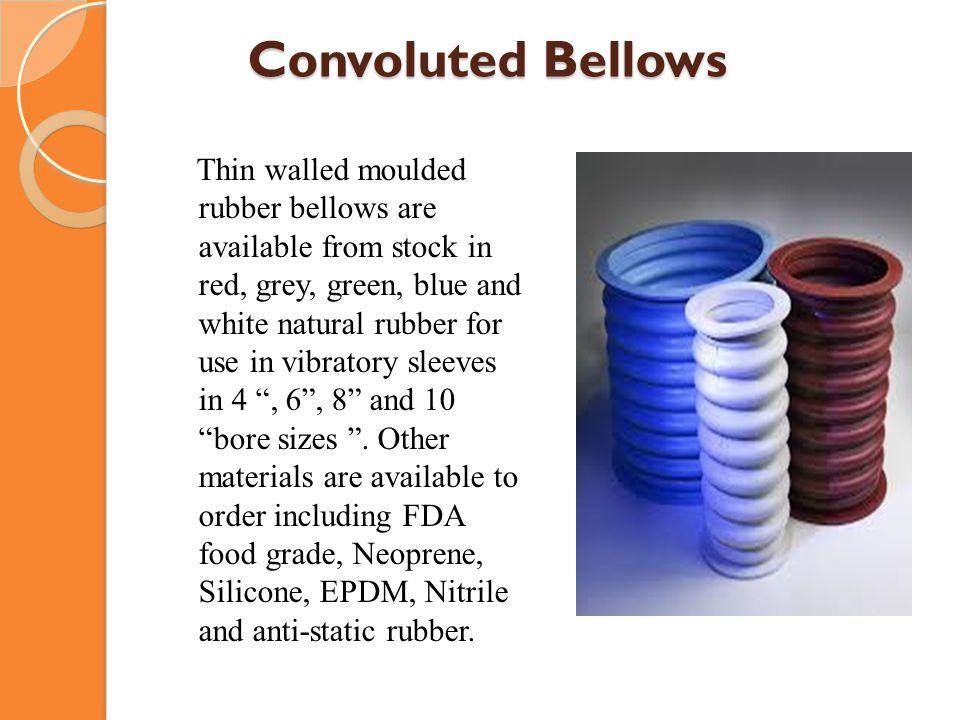 Convoluted Bellows