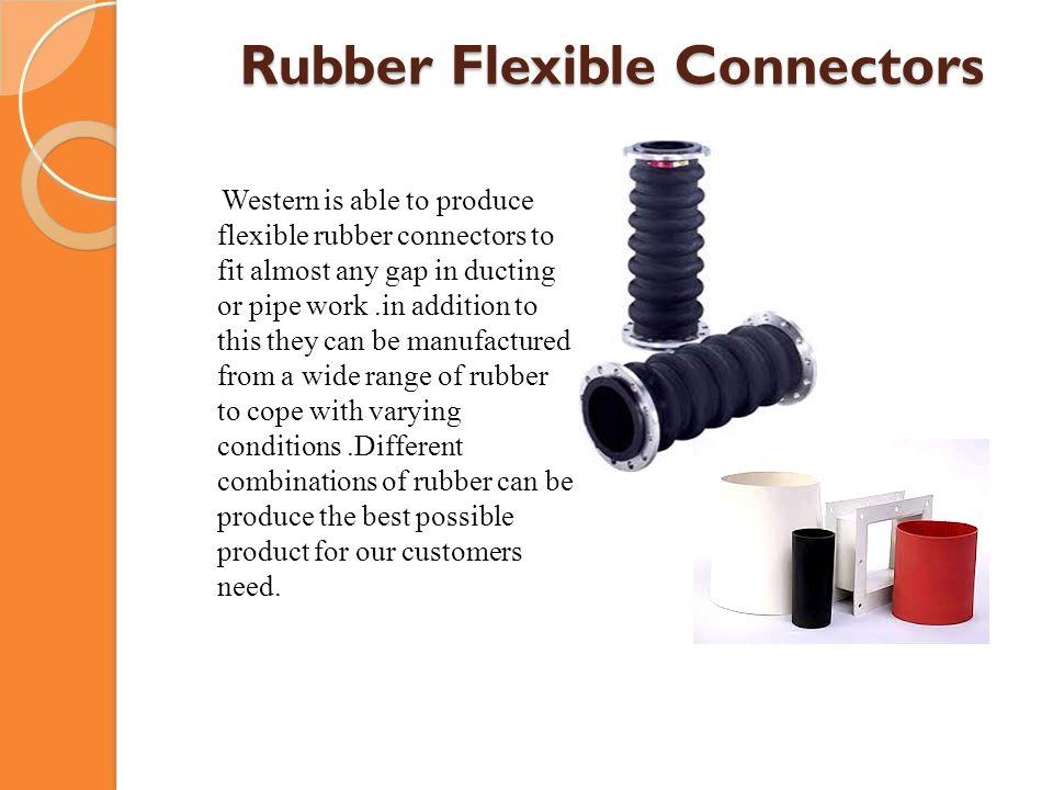 Rubber Flexible Connectors