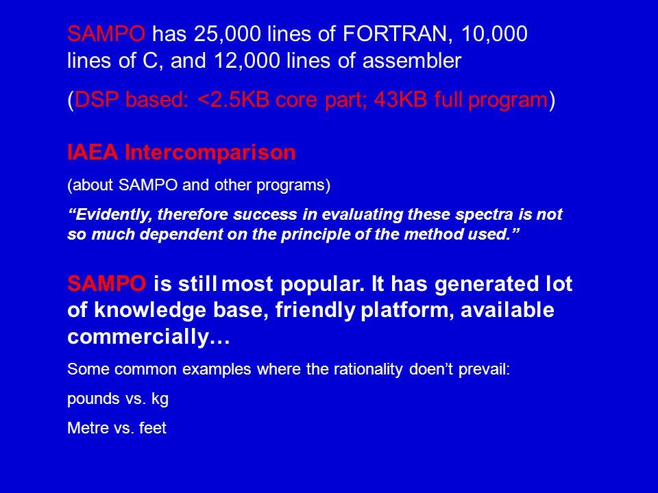 (DSP based: <2.5KB core part; 43KB full program)