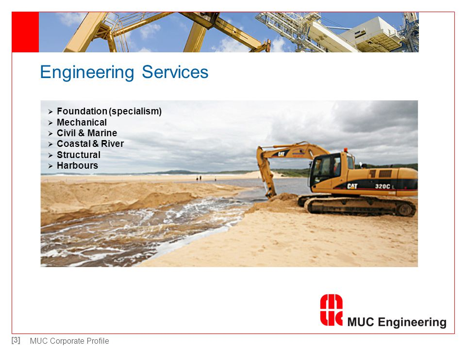 Engineering Services Foundation (specialism) Mechanical Civil & Marine
