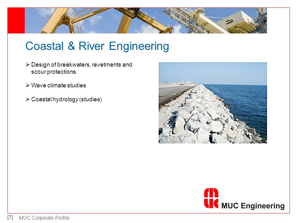 Coastal & River Engineering