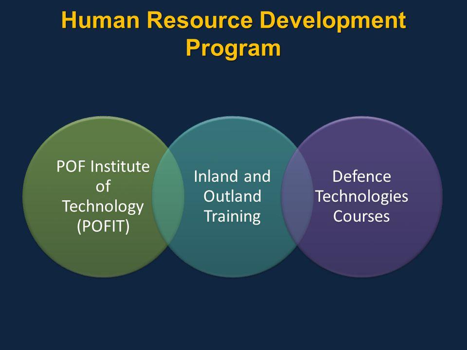 Human Resource Development Program