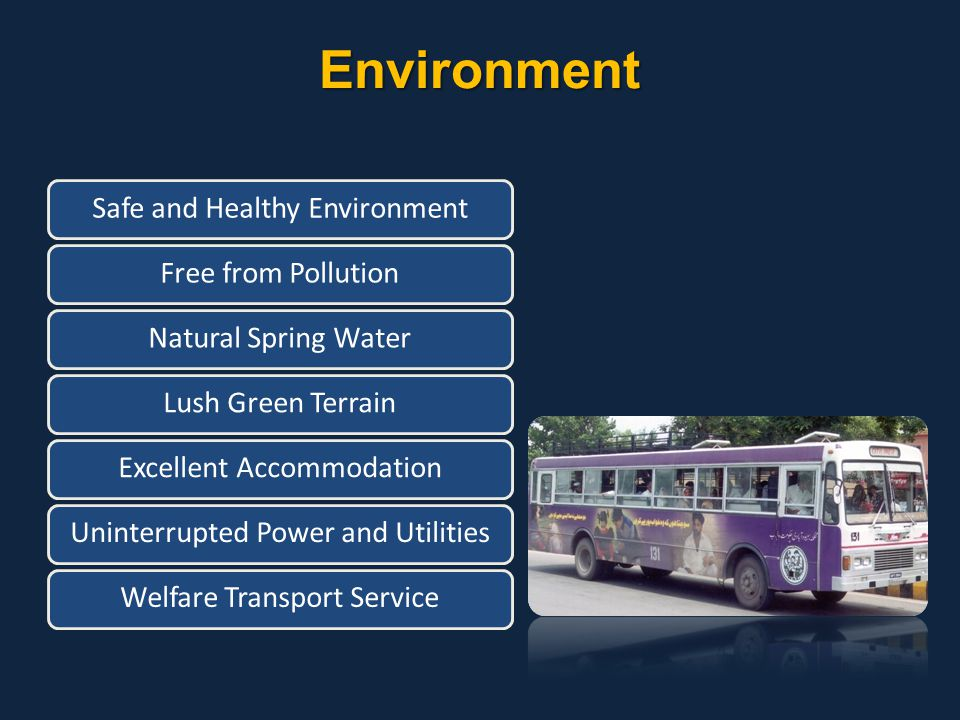Environment Safe and Healthy Environment Free from Pollution