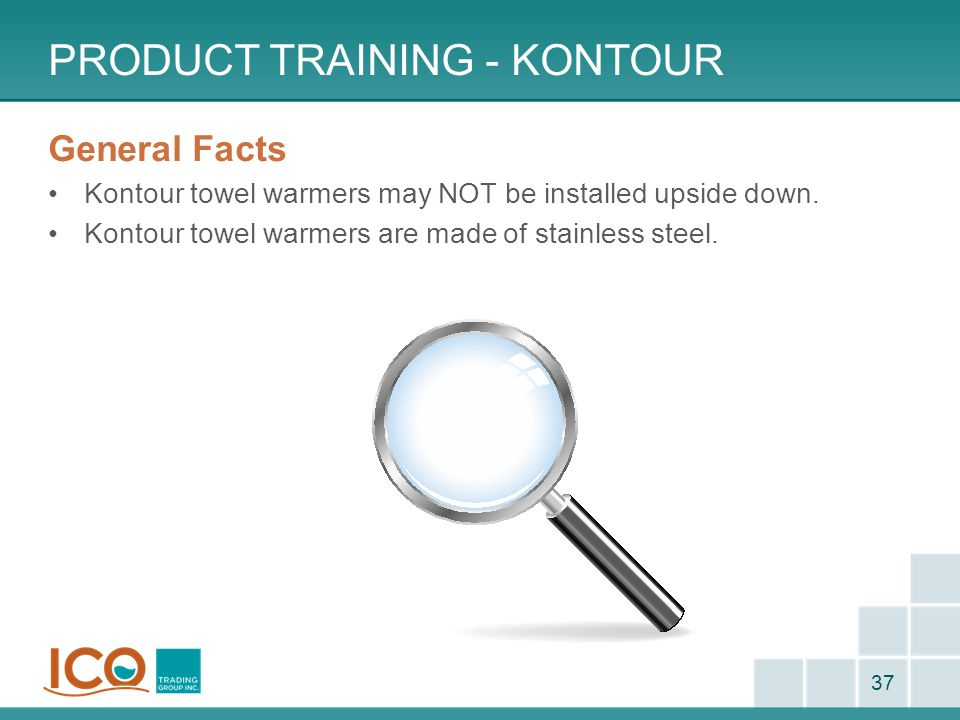Product training Differences between Tuzio and Kontour