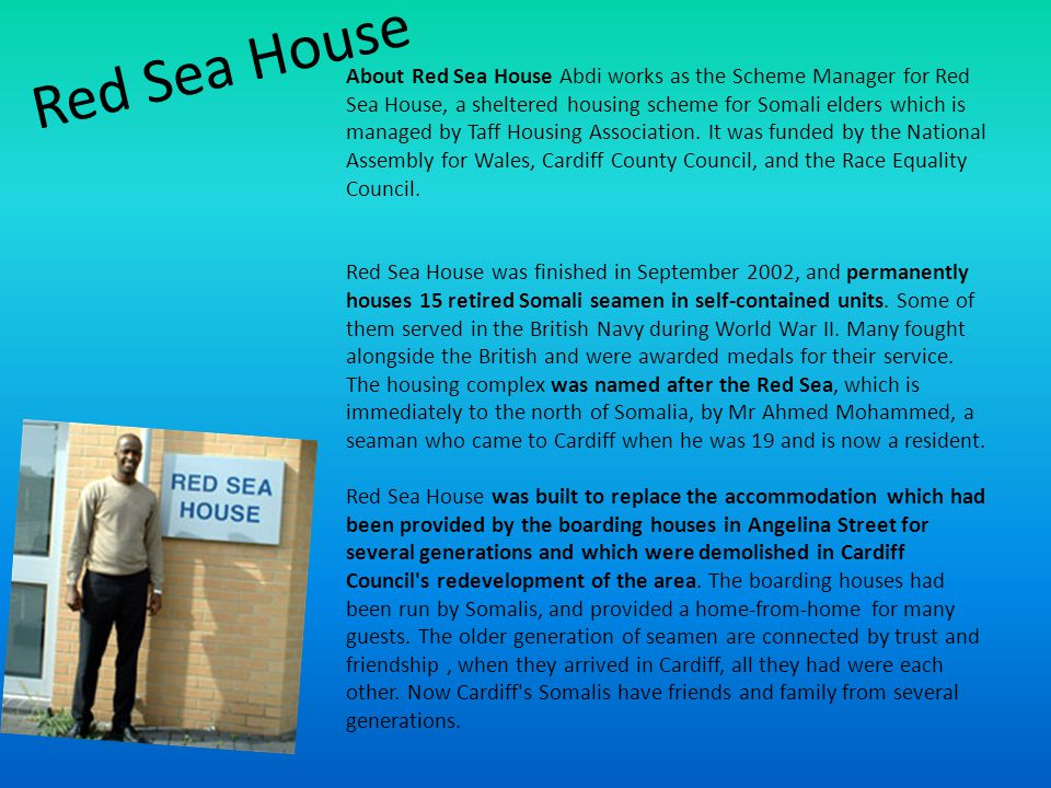 Red Sea House