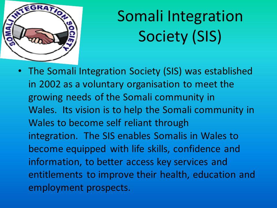 Somali Integration Society (SIS)