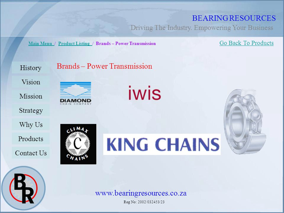 Brands – Power Transmission
