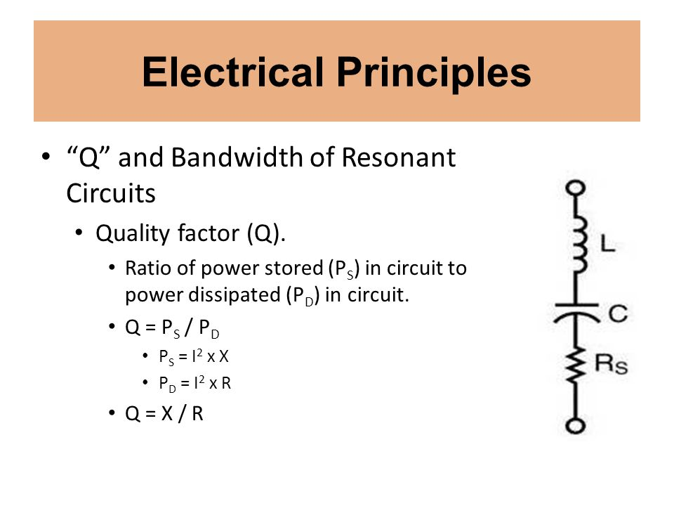 Electrical Principles