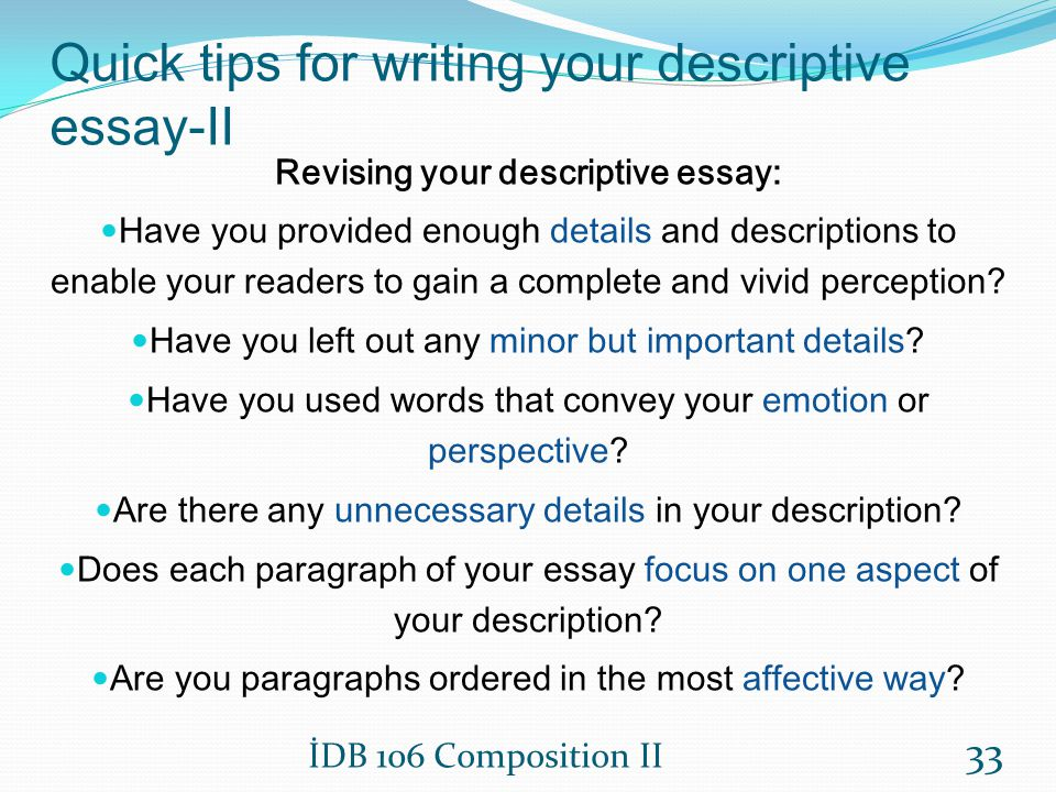 tips for writing a 5 paragraph essay