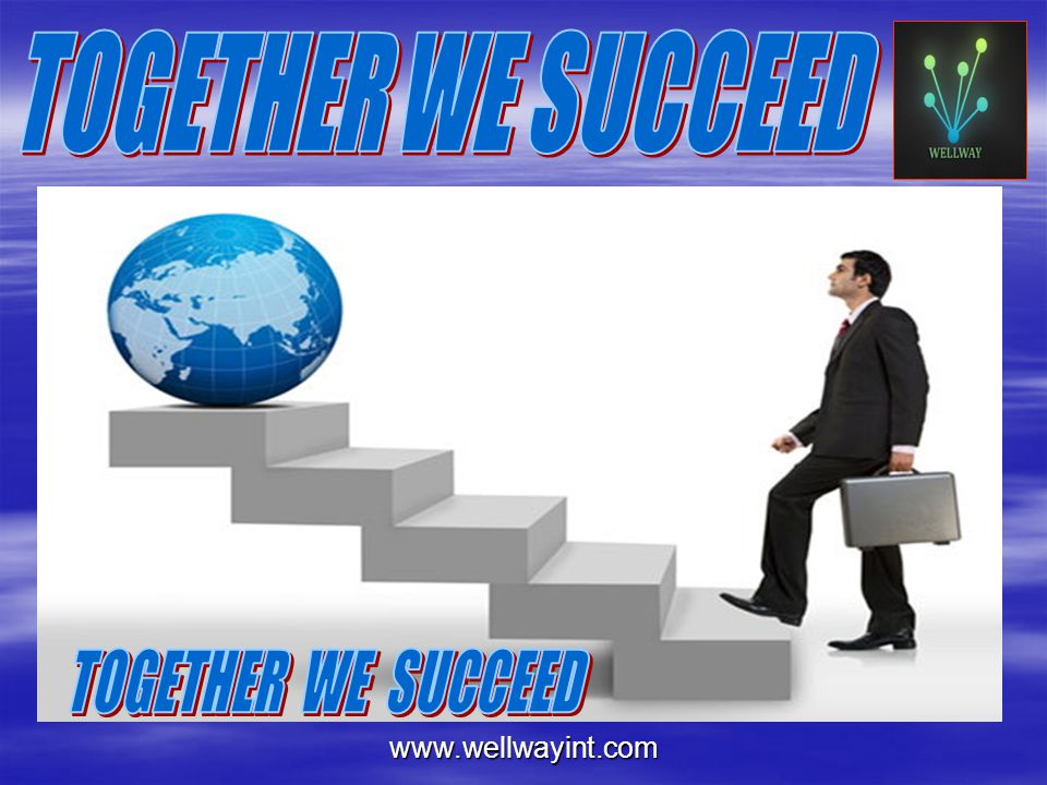 TOGETHER WE SUCCEED TOGETHER WE SUCCEED