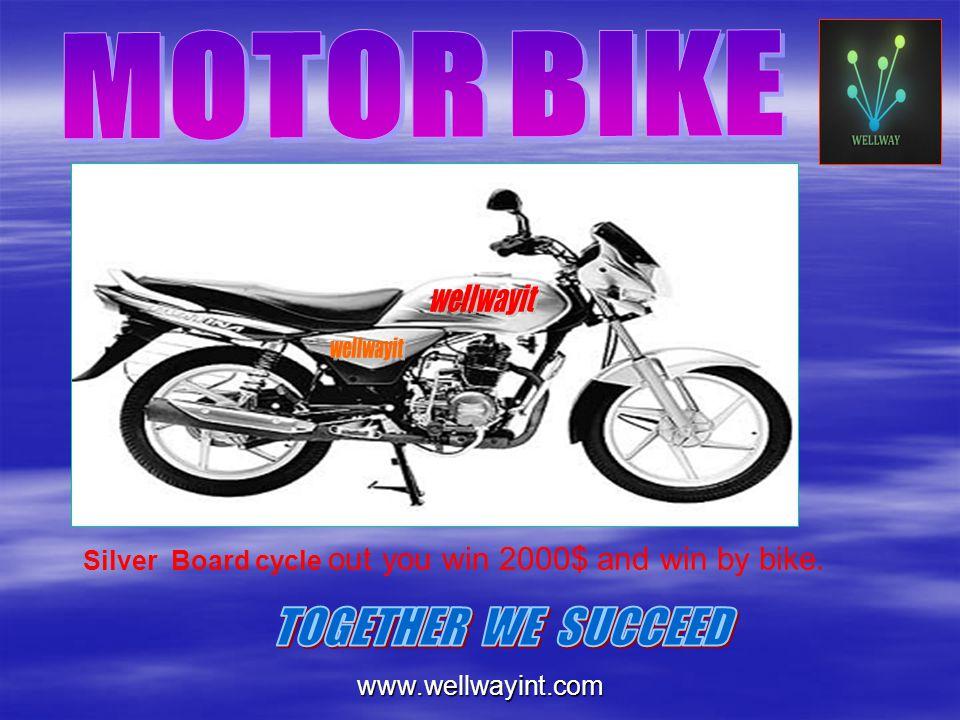 MOTOR BIKE TOGETHER WE SUCCEED