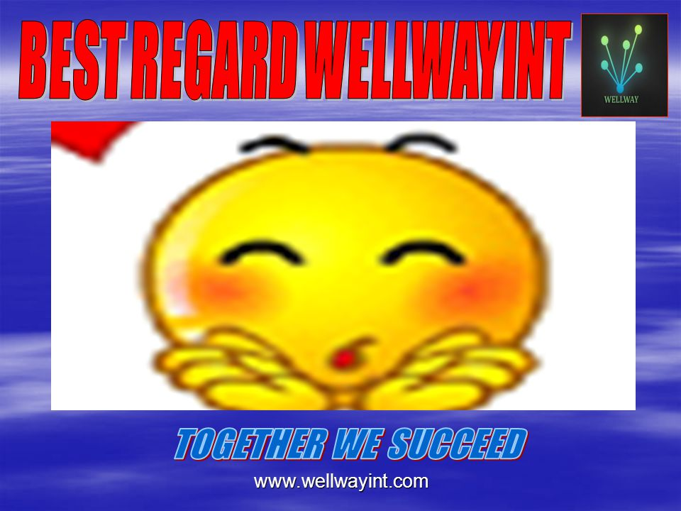 BEST REGARD WELLWAYINT