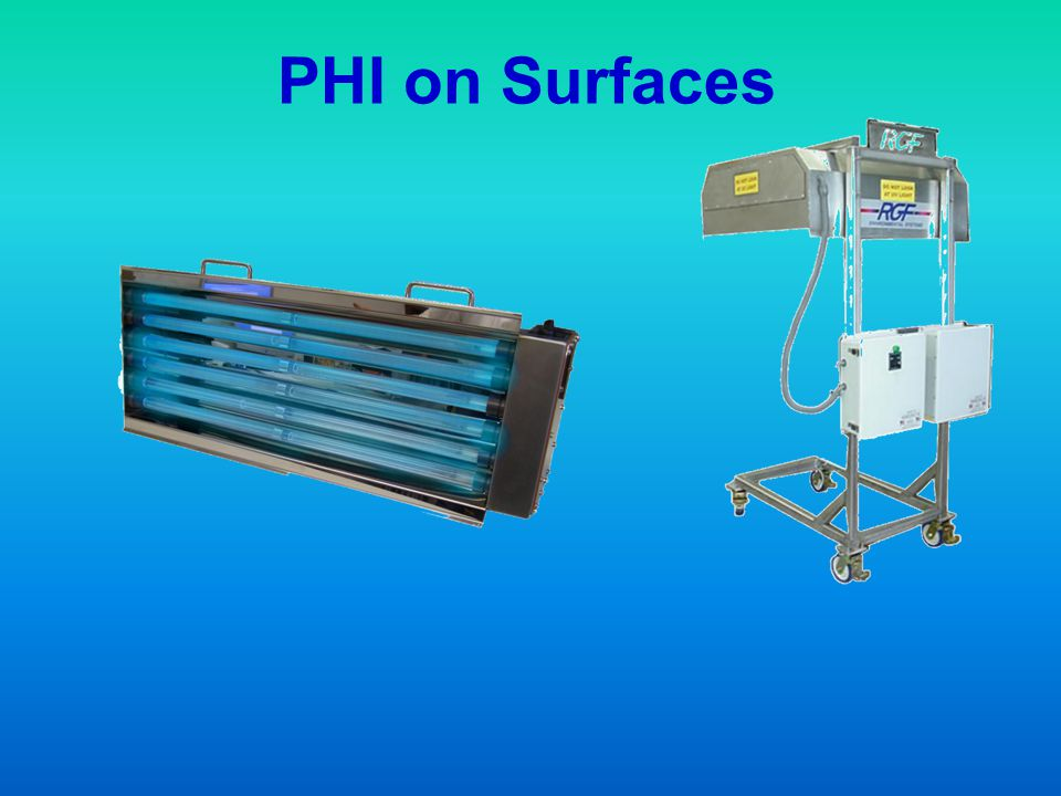 PHI on Surfaces
