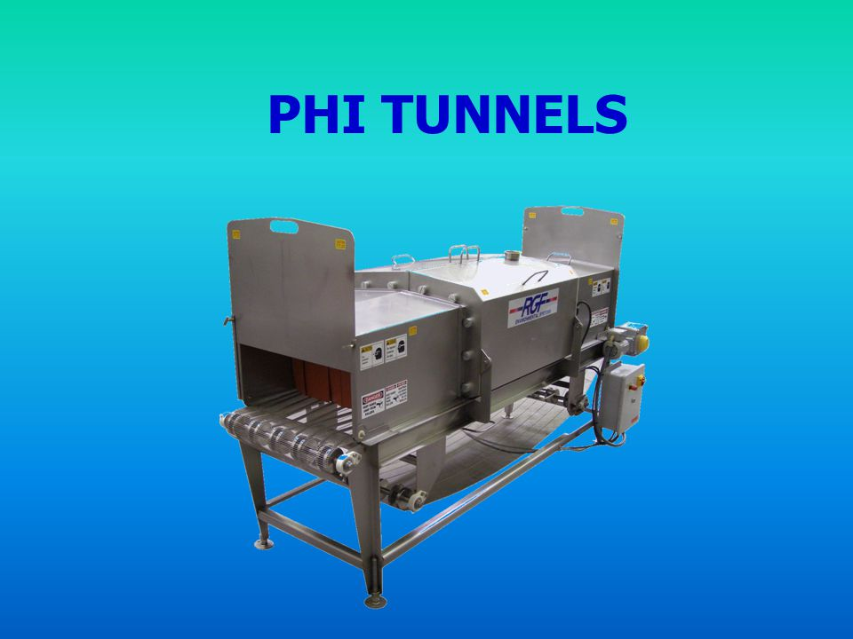 PHI TUNNELS