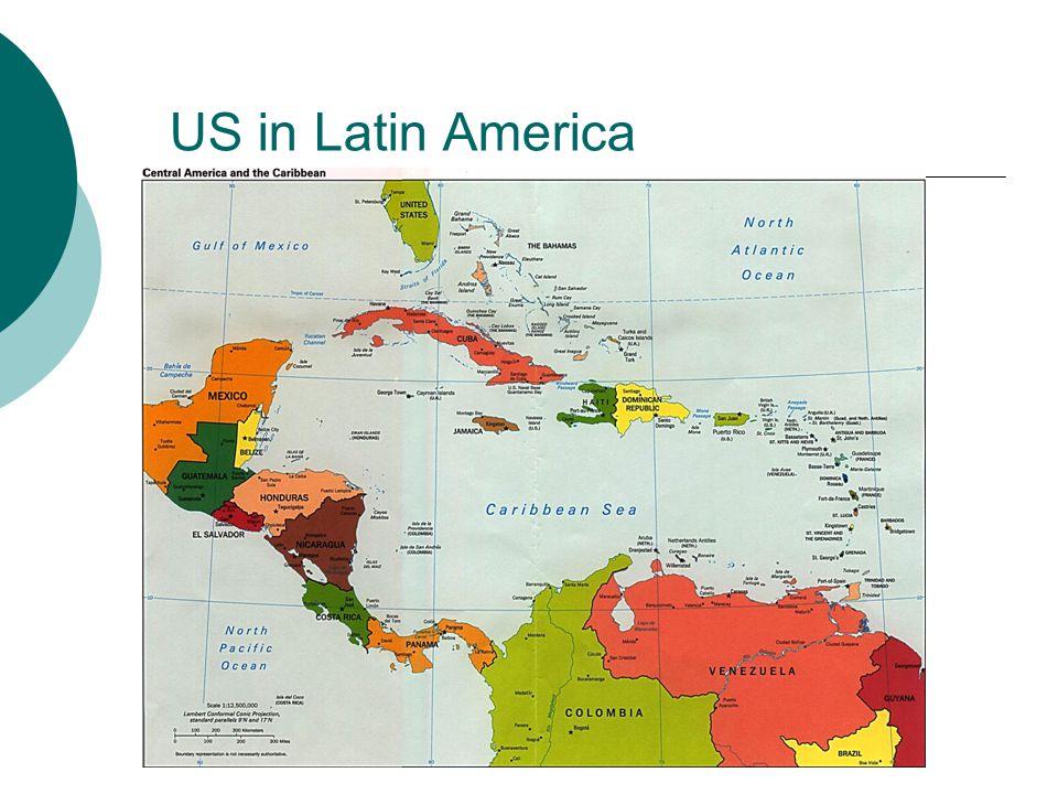 US in Latin America .