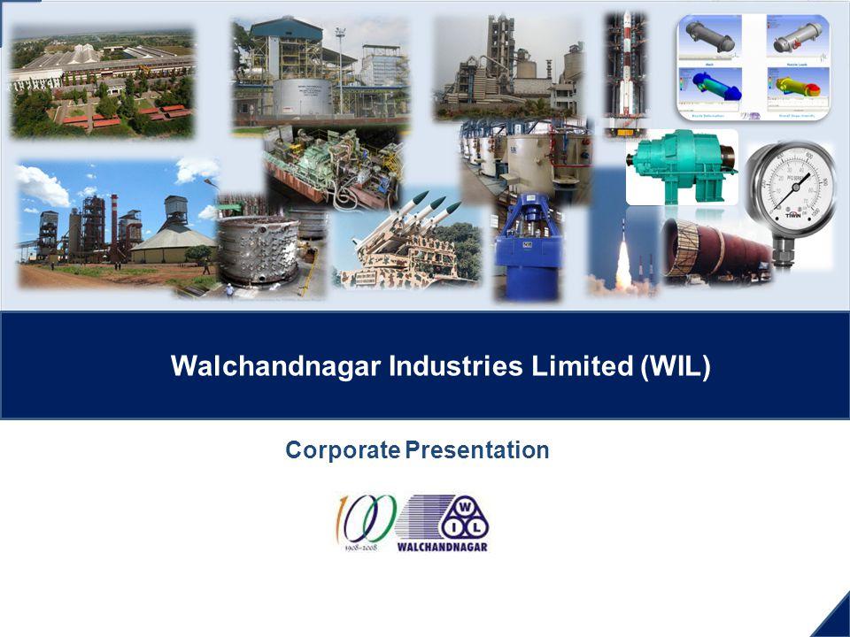 Walchandnagar Industries Limited (WIL)