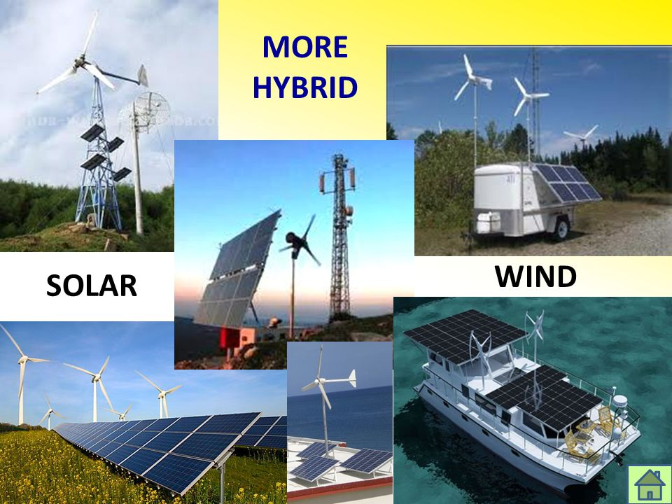 MORE HYBRID WIND SOLAR