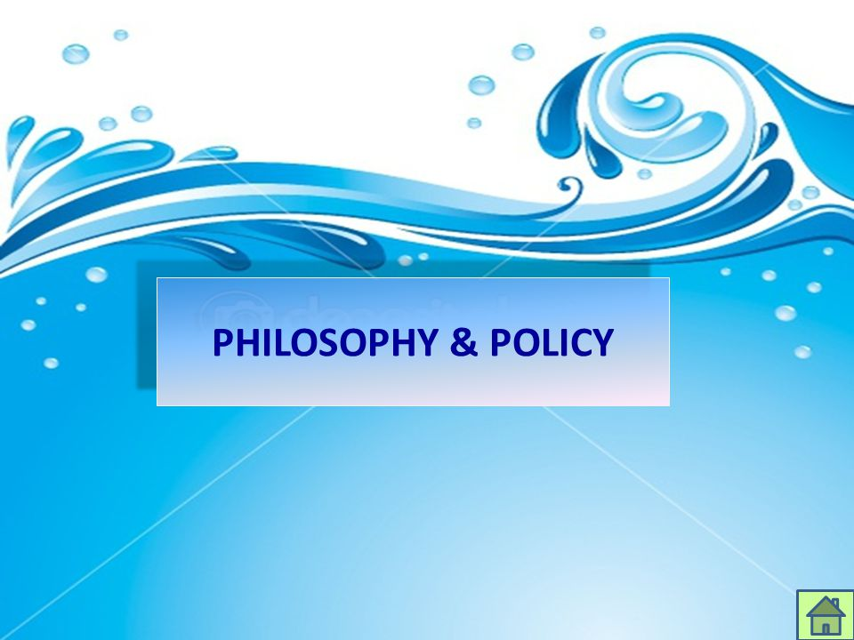 PHILOSOPHY & POLICY