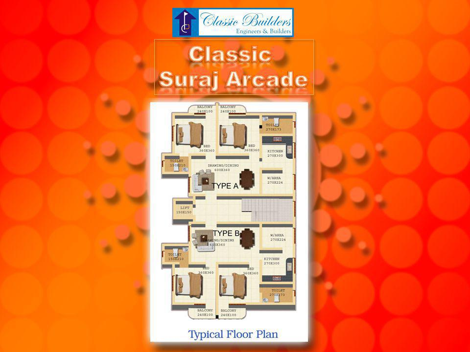 Classic Suraj Arcade
