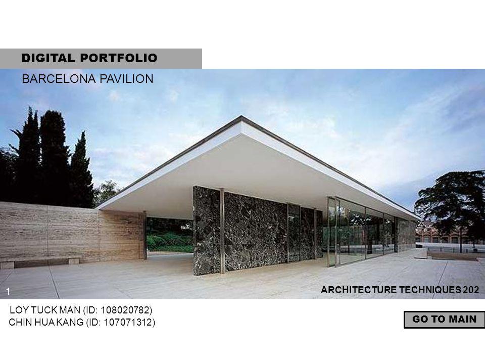 ARCHITECTURE TECHNIQUES 202