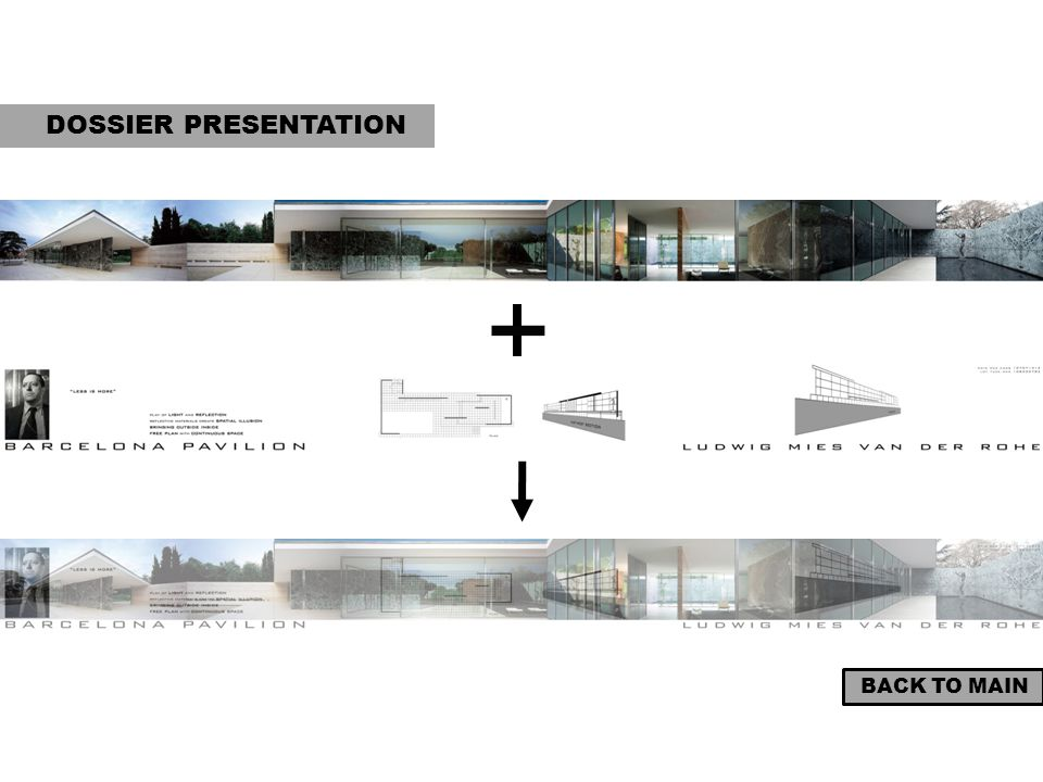 DOSSIER PRESENTATION BACK TO MAIN