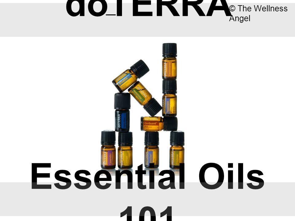 doTERRA Essential Oils 101