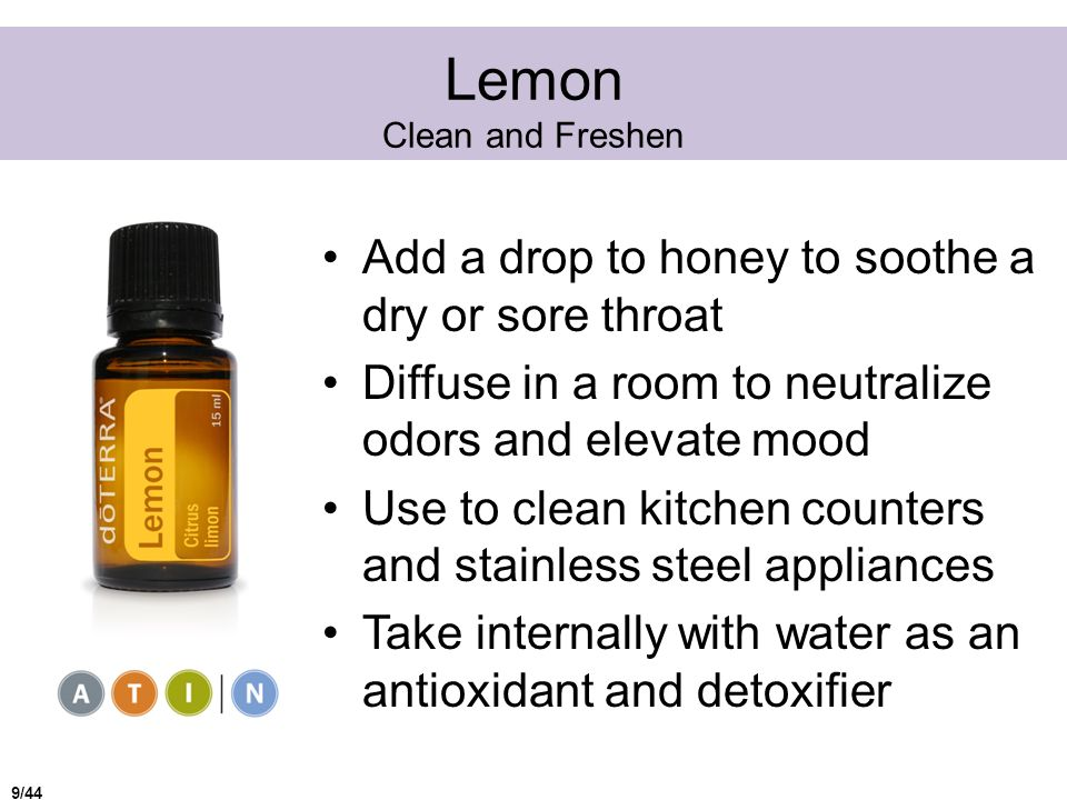 Lemon Clean and Freshen