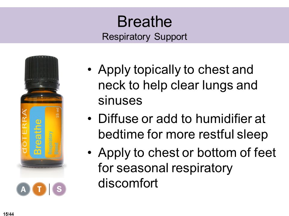 Breathe Respiratory Support
