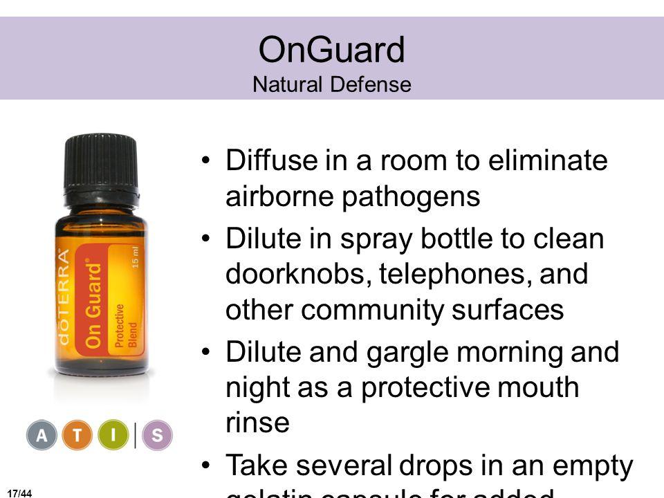 OnGuard Natural Defense