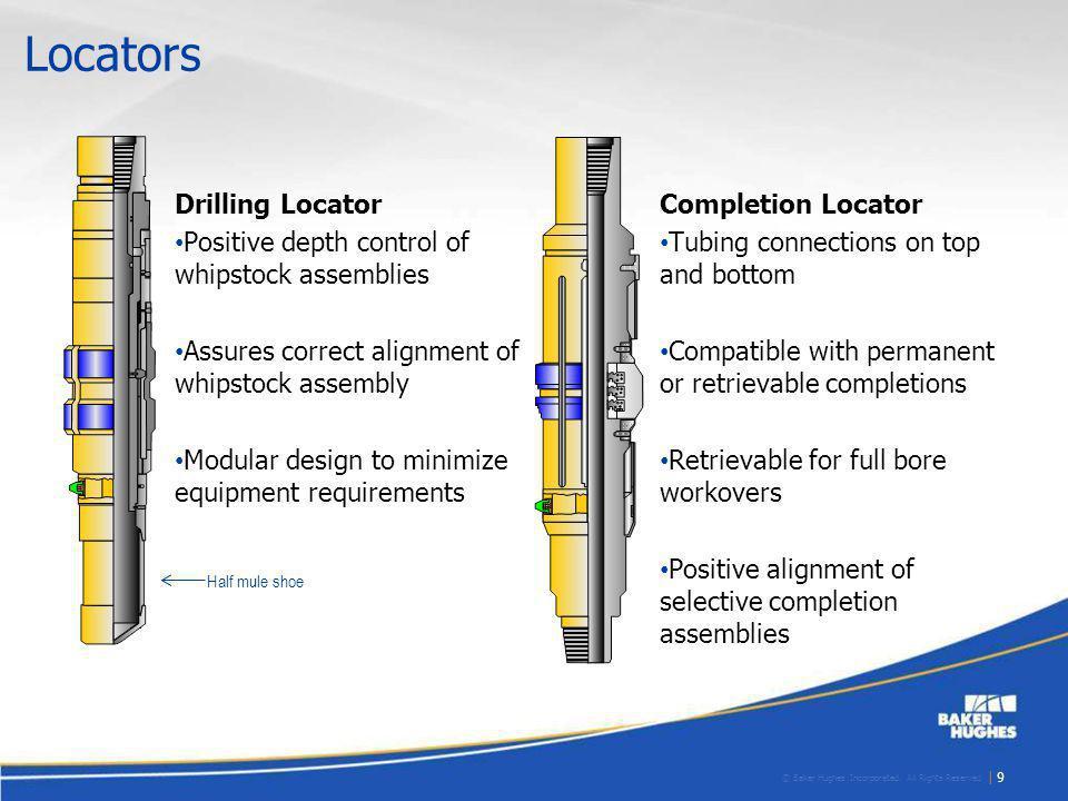 Locators Drilling Locator