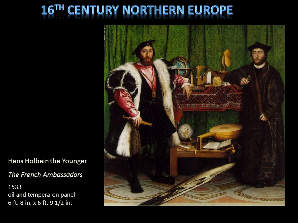 16th century northern Europe