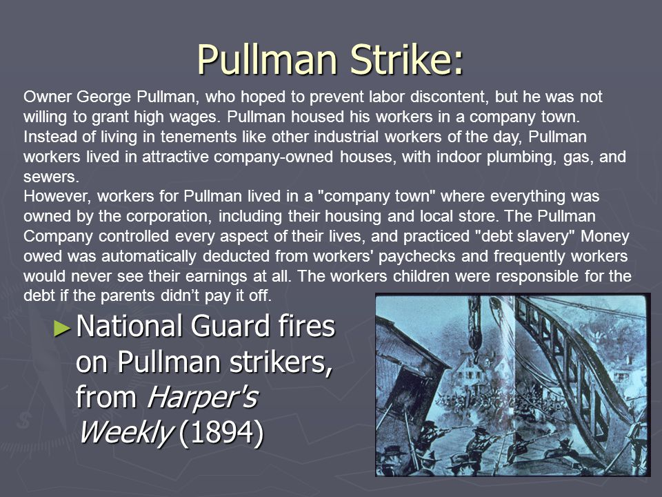 Pullman Strike: