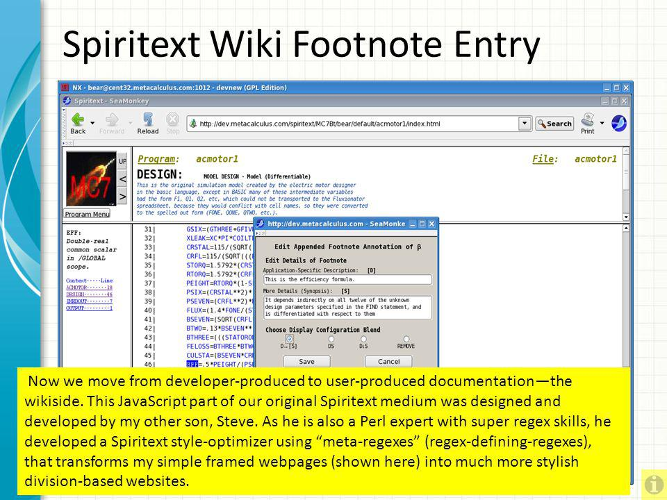 Spiritext Wiki Footnote Entry