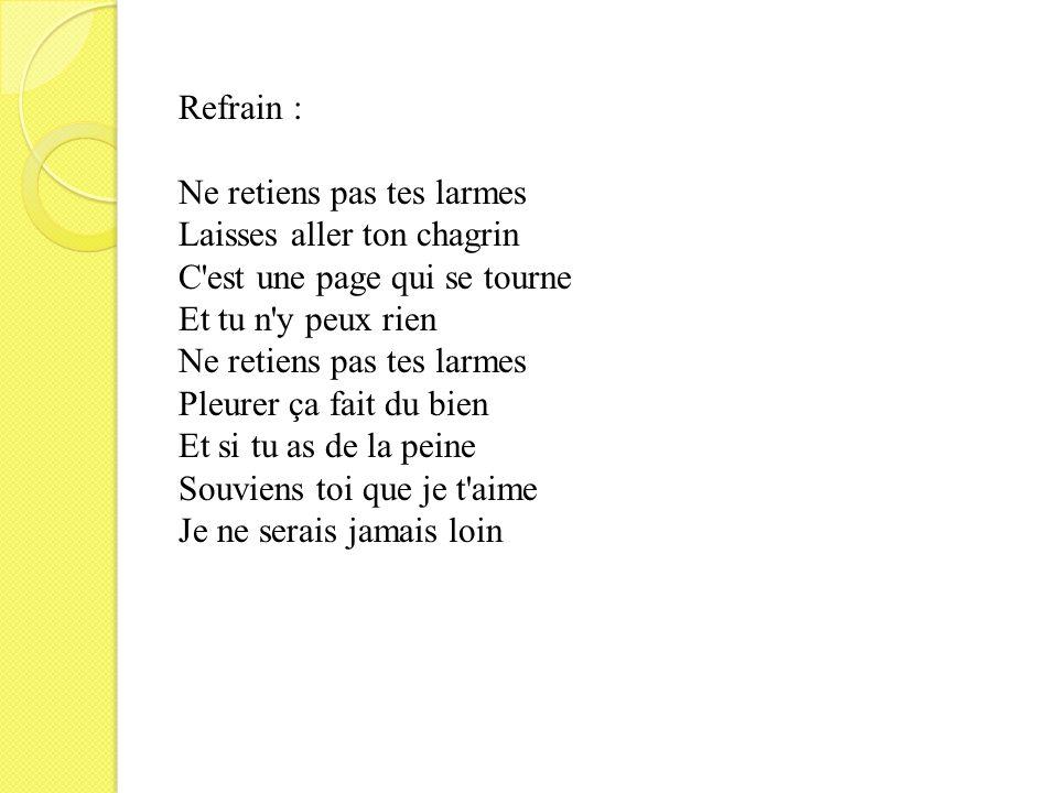 Refrain :