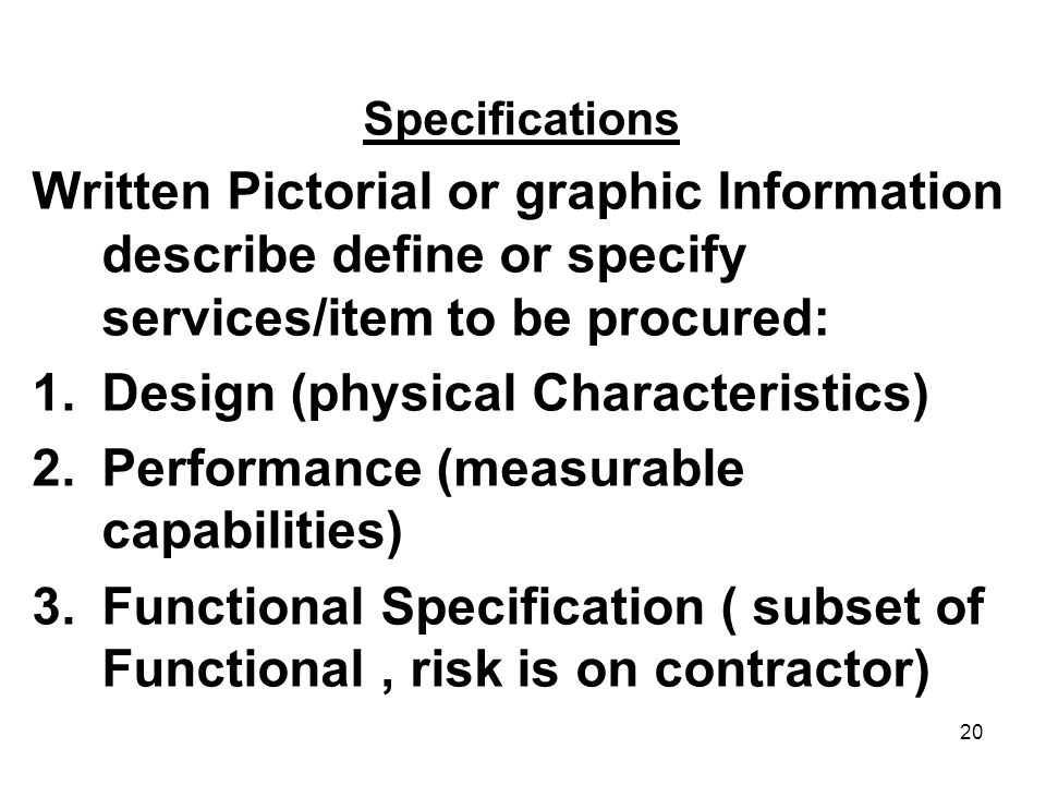 Design (physical Characteristics)