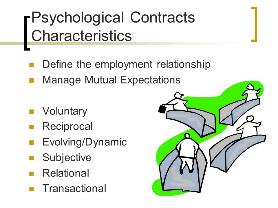 Psychological Contracts Characteristics