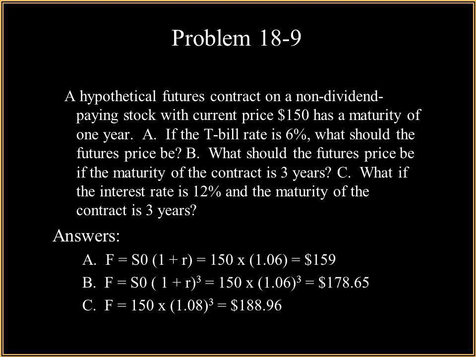 Problem 18-9