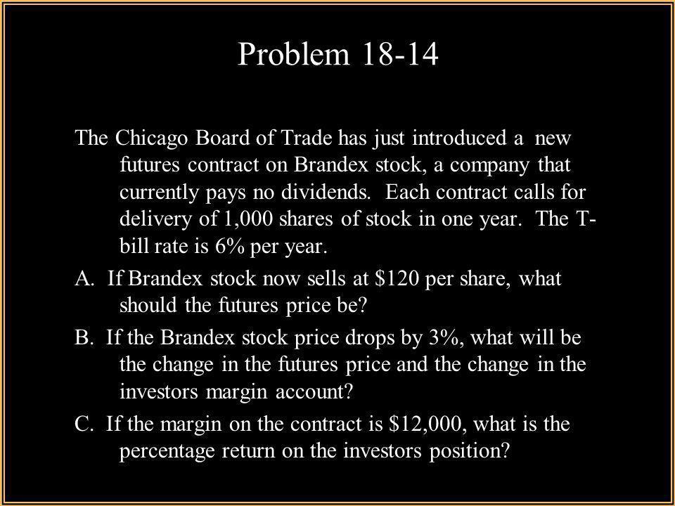Problem 18-14