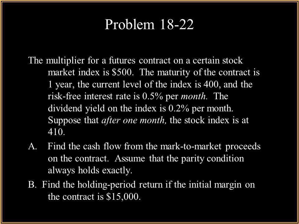 Problem 18-22