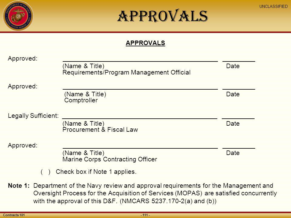 APPROVALS APPROVALS. Approved: ___________________________________________ _________.