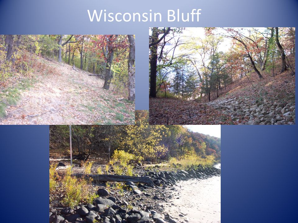 Wisconsin Bluff